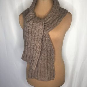 Banana Republic Cashmere and Wool Scarf